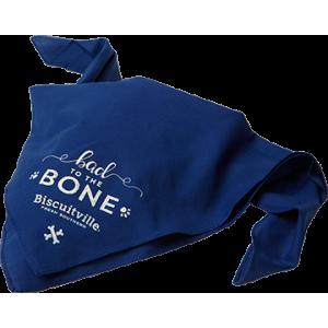 """""""Bad To The Bone"""" Dog Bandana"""