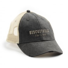 Grey/Tan Trucker Hat