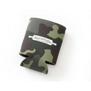 Camo Collapsible Coozie