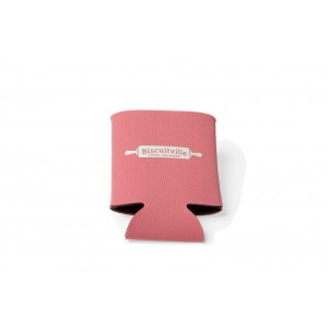 Pink Collapsible Coozie