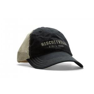 Black/Tan Trucker Hat