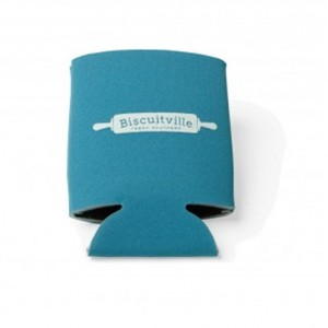 Turquoise Collapsible Coozie